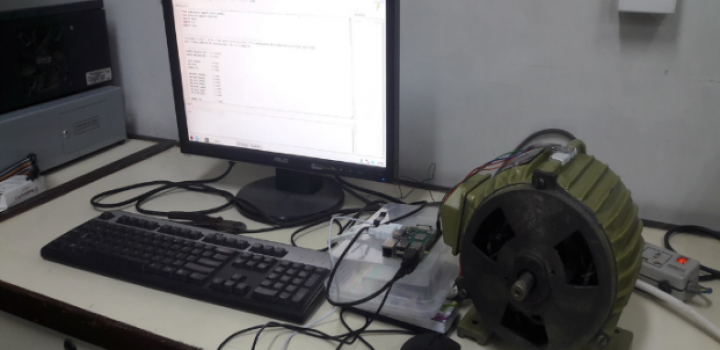 Motor Condition Monitoring System
